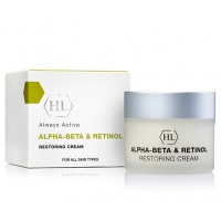 ALPHA-BETA WITH RETINOL Восстанавливающий крем с ретинолом RESTORING CREAM