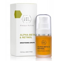 ALPHA-BETA WITH RETINOL Осветляющие капли BRIGHTENING DROPS